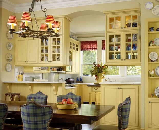 Фотография: Прихожая в стиле Прованс и Кантри, Кухня и столовая, Декор интерьера, Квартира, Дом, Декор – фото на INMYROOM