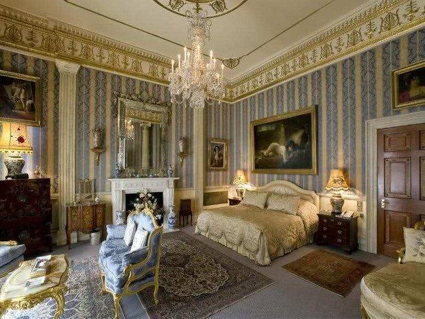 Фотография: Спальня в стиле Классический, Дизайн интерьера – фото на INMYROOM