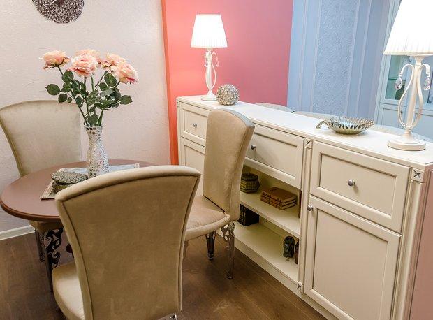 Фотография: Мебель и свет в стиле , Гостиная, Интерьер комнат – фото на InMyRoom.ru
