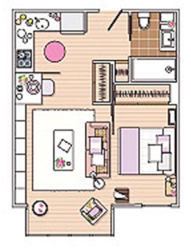 Фотография: Прочее в стиле , Декор интерьера, Малогабаритная квартира, Квартира, Дома и квартиры – фото на INMYROOM