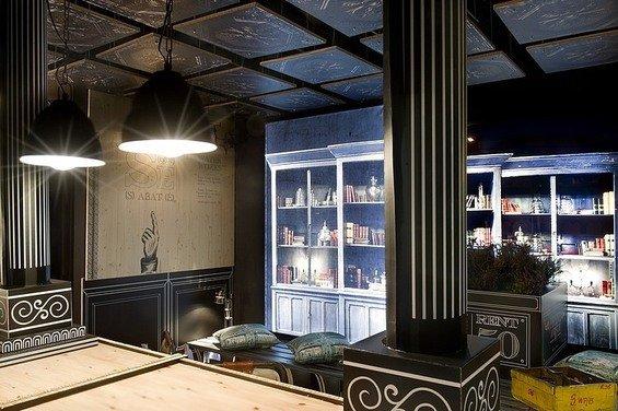 Фотография: Прочее в стиле Лофт, Эклектика, Малогабаритная квартира, Офисное пространство, Испания, Дома и квартиры, Городские места, Барселона – фото на INMYROOM