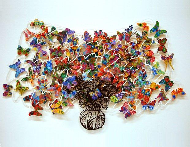 Фотография: Прочее в стиле , Декор интерьера, Декор дома, Цвет в интерьере, Галерея Neuhaus – фото на INMYROOM