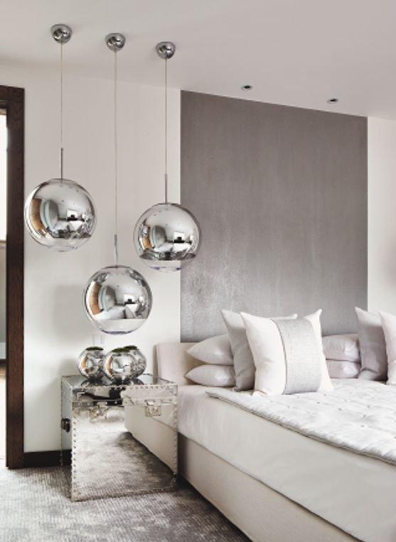 Фотография: Спальня в стиле Современный, Хай-тек,  – фото на INMYROOM