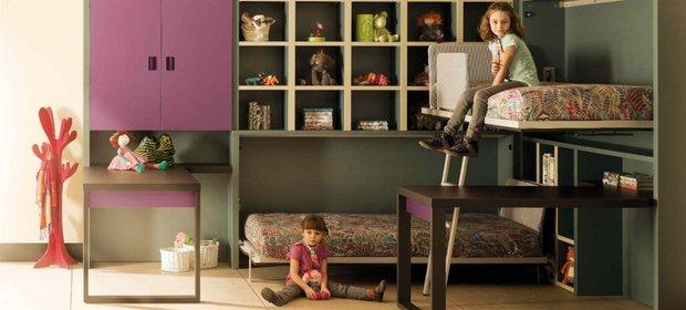 Фотография: Спальня в стиле Современный, Детская, Квартира, Дом, Советы, Barcelona Design – фото на InMyRoom.ru