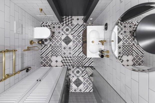 Фотография: Ванная в стиле Скандинавский, Electrolux, Советы – фото на INMYROOM