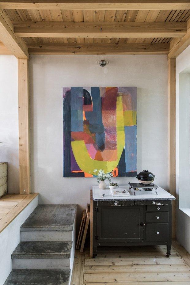 Фотография: Кухня и столовая в стиле Эко, Дом, США, Советы, Минимализм – фото на INMYROOM