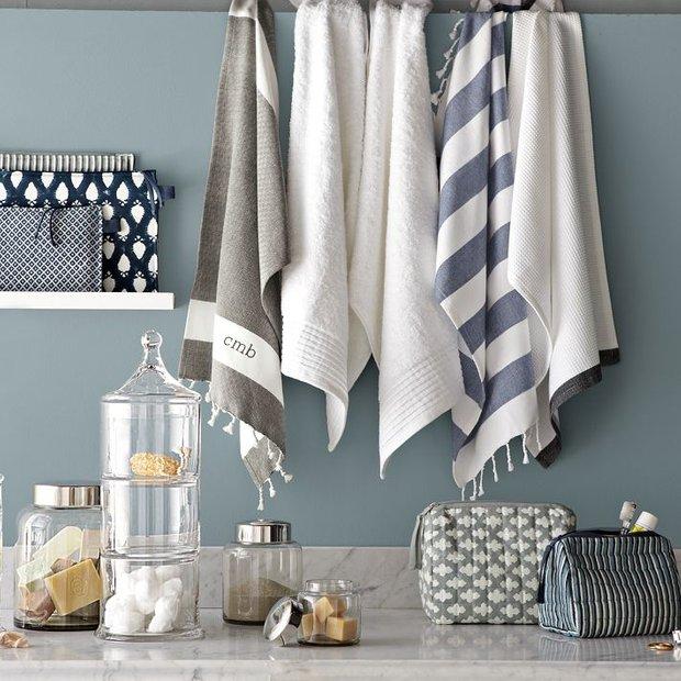 Фотография: Ванная в стиле Современный, Декор интерьера, DIY, Дом, Системы хранения – фото на INMYROOM