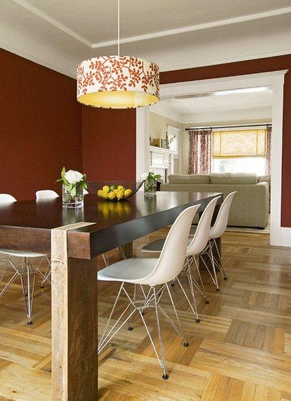 Фотография: Кухня и столовая в стиле Лофт, Эклектика, Декор интерьера, Швеция, Декор дома, Советы, Шебби-шик – фото на InMyRoom.ru