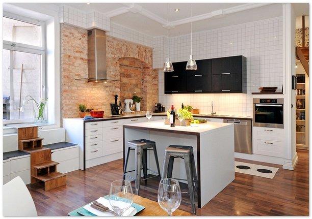 Фотография: Кухня и столовая в стиле Скандинавский, Квартира, Стиль жизни, Советы – фото на INMYROOM