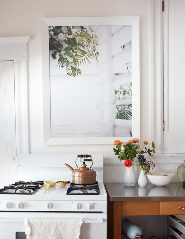 Фотография: Кухня и столовая в стиле Прованс и Кантри, Советы, лайфхаки, Евгения Матвеенко, FlatsDesign – фото на InMyRoom.ru