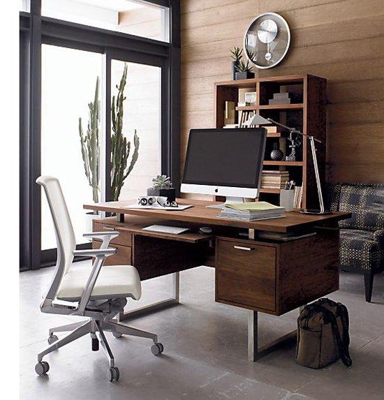 Фотография: Офис в стиле Современный, Кабинет, Стиль жизни, Советы – фото на INMYROOM