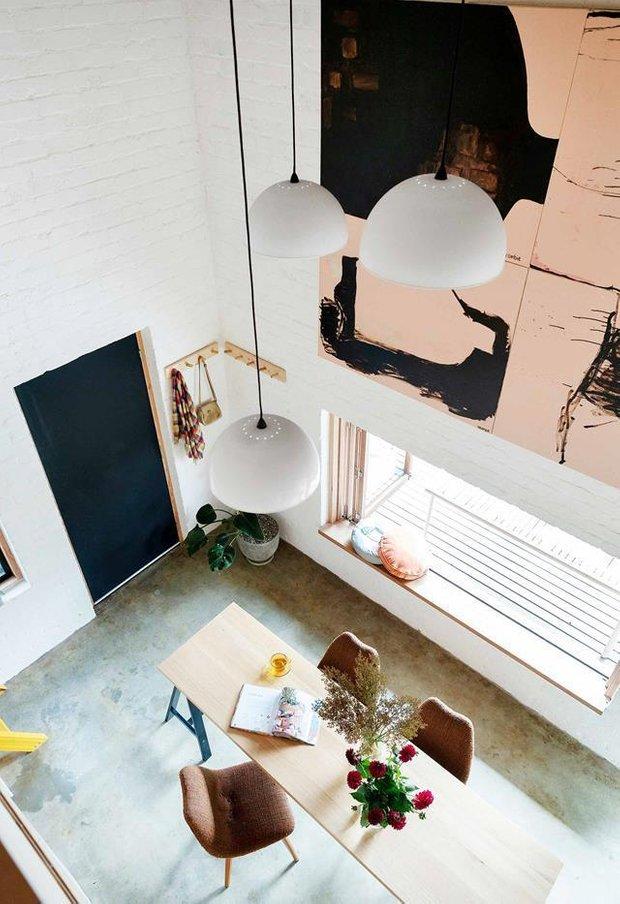 Фотография: Гостиная в стиле Минимализм, Австралия, Дом и дача, 60-90 метров – фото на INMYROOM