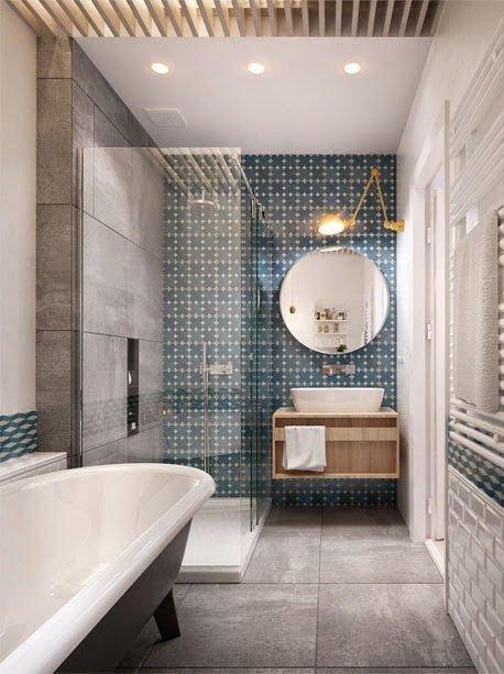 Фотография: Ванная в стиле Лофт, Эклектика, Декор интерьера, Декор – фото на INMYROOM
