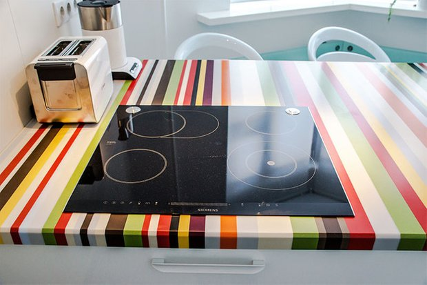 Фотография: Кухня и столовая в стиле Минимализм, Интерьер комнат, Elle Decoration – фото на INMYROOM