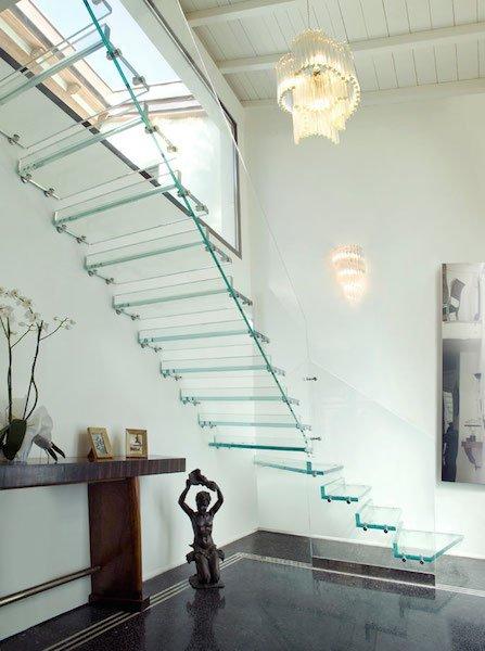 Фотография:  в стиле Хай-тек, Современный, Декор интерьера, Декор дома, Лестница – фото на INMYROOM