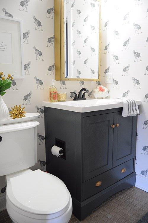Фотография: Ванная в стиле Прованс и Кантри, Классический, Современный, Декор интерьера, Квартира, Декор, Переделка, Ремонт на практике – фото на INMYROOM
