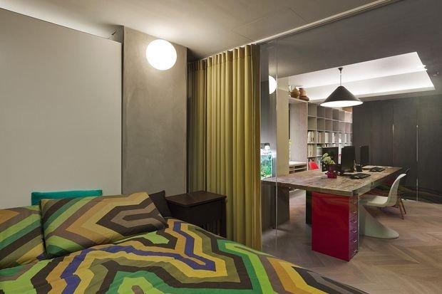 Фотография:  в стиле , Декор интерьера, Малогабаритная квартира, Квартира, Дом, Планировки – фото на INMYROOM