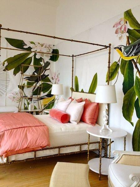 Фотография: Спальня в стиле Восточный, Декор интерьера, Декор дома, Плетеная мебель – фото на INMYROOM