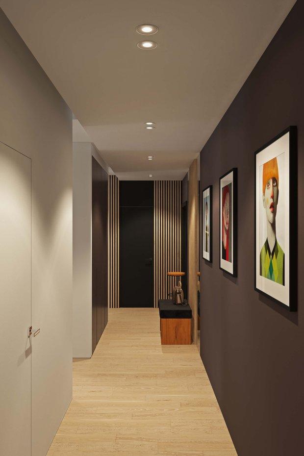 Фотография: Прихожая в стиле Современный, Декор интерьера, Советы, Павел Герасимов, Geometrium – фото на INMYROOM