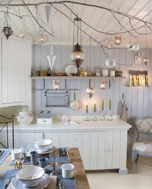 Фотография: Кухня и столовая в стиле Скандинавский, Декор интерьера, Аксессуары – фото на INMYROOM