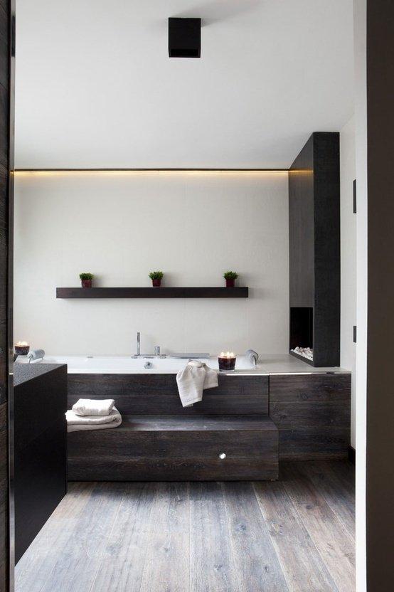 Фотография: Ванная в стиле Современный, Декор интерьера, Декор, Мебель и свет, освещение – фото на INMYROOM