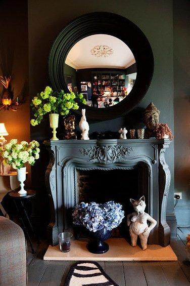 Фотография: Декор в стиле Эклектика, Декор интерьера, Квартира, Дома и квартиры – фото на INMYROOM