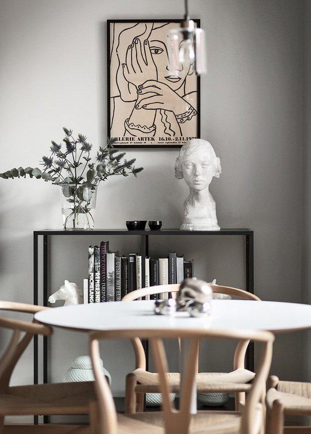 Фотография: Декор в стиле Скандинавский, Декор интерьера, Малогабаритная квартира, Квартира, Студия, до 40 метров, Дорого и бюджетно – фото на INMYROOM