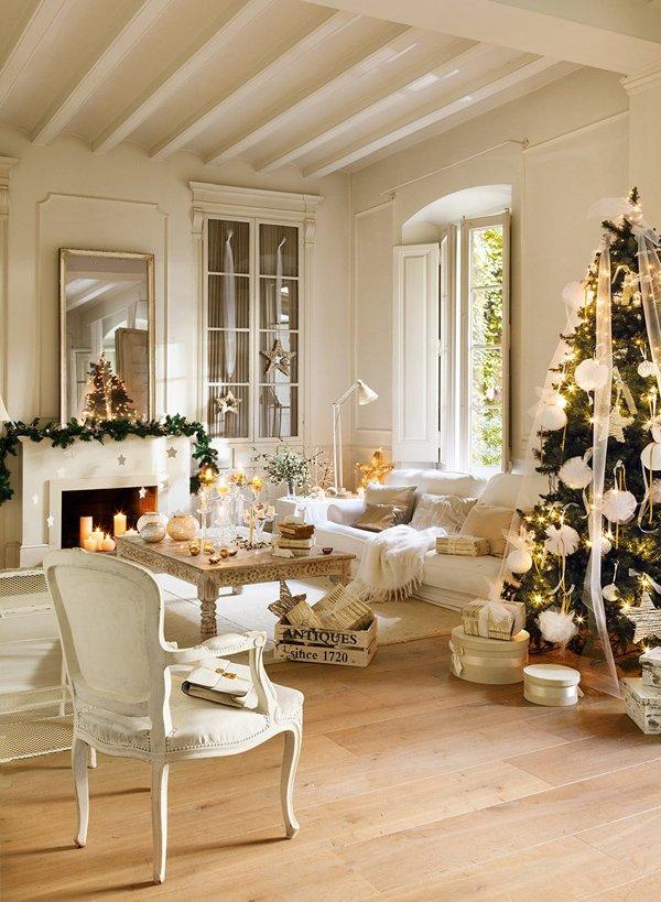 Фотография: Гостиная в стиле Скандинавский, Классический, Декор интерьера, Дом, Аксессуары, Декор, Белый – фото на INMYROOM