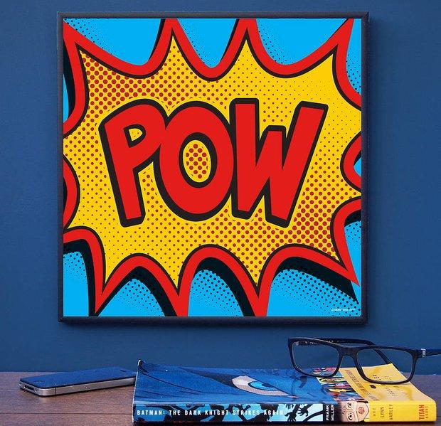 Фотография: Декор в стиле Современный, Дизайн интерьера, Цвет в интерьере, Советы, Поп-арт – фото на INMYROOM