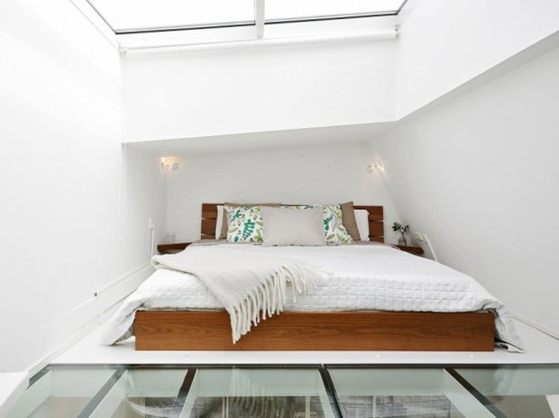 Фотография: Спальня в стиле Современный, Лофт, Скандинавский, Декор интерьера, Квартира, Дома и квартиры – фото на INMYROOM