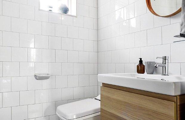 Фотография: Ванная в стиле Минимализм, Декор интерьера, Дом, Дача, Дом и дача – фото на INMYROOM