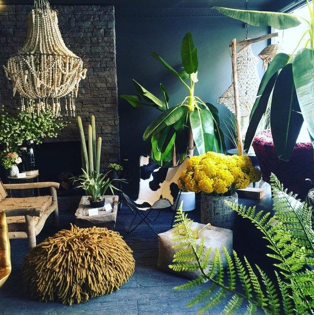 Фотография: Гостиная в стиле Эко, Интервью, Правила дизайна, Абигейл Ахерн – фото на INMYROOM