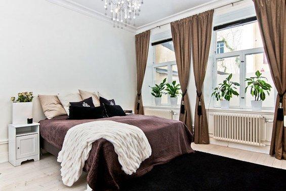 Фотография: Спальня в стиле Классический, Современный, Декор интерьера, Интерьер комнат, Хрущевка – фото на INMYROOM