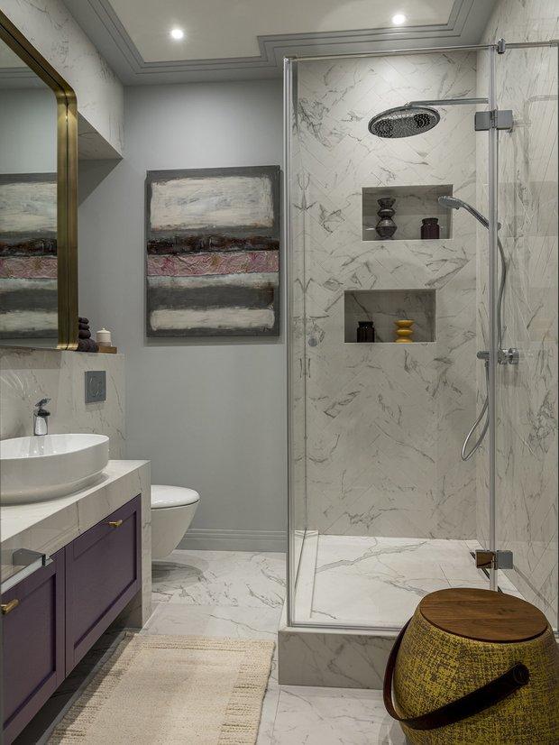 Фотография: Ванная в стиле Современный, Советы, Ремонт на практике, AMPM – фото на INMYROOM