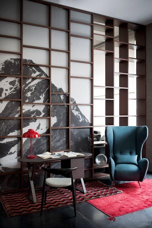 Фотография: Мебель и свет в стиле Скандинавский, Эклектика, Декор интерьера, Дизайн интерьера, Цвет в интерьере – фото на INMYROOM