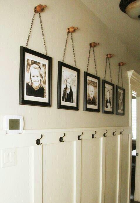 Фотография: Декор в стиле Прованс и Кантри, Прихожая, Интерьер комнат, Ковер, Шкаф – фото на INMYROOM
