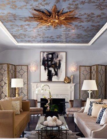 Фотография: Гостиная в стиле Современный, Декор интерьера, Квартира, Дом, Декор дома – фото на InMyRoom.ru