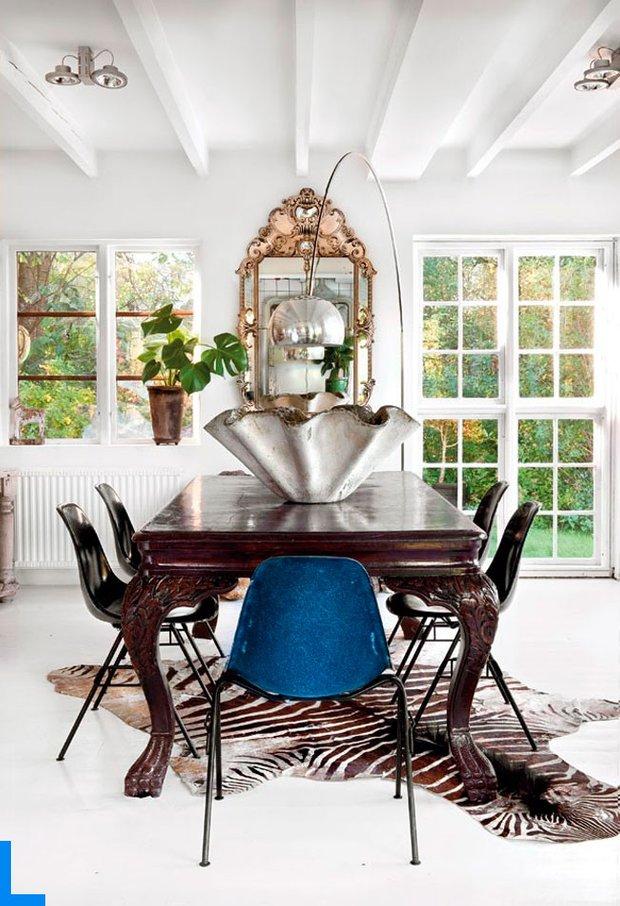 Фотография: Кухня и столовая в стиле Скандинавский, Эклектика, Декор интерьера, Декор дома – фото на INMYROOM