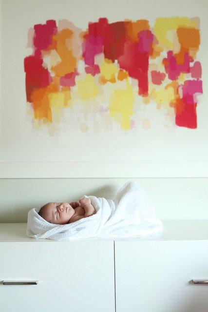 Фотография: Декор в стиле Современный, Детская, Интерьер комнат, Цвет в интерьере, Проект недели – фото на INMYROOM