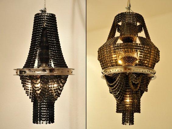 Фотография: Прихожая в стиле Скандинавский, Декор интерьера, Мебель и свет, Люстра – фото на INMYROOM
