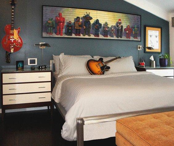 Фотография: Спальня в стиле Современный, Декор интерьера, Дом, Стиль жизни, Советы – фото на INMYROOM