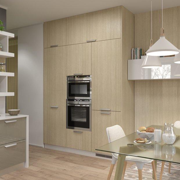 Фотография: Кухня и столовая в стиле Современный, Студия, Советы – фото на INMYROOM