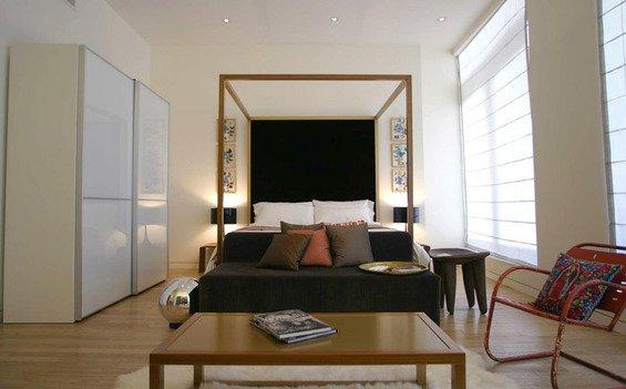 Фотография: Спальня в стиле Скандинавский, Индустрия, Люди – фото на INMYROOM