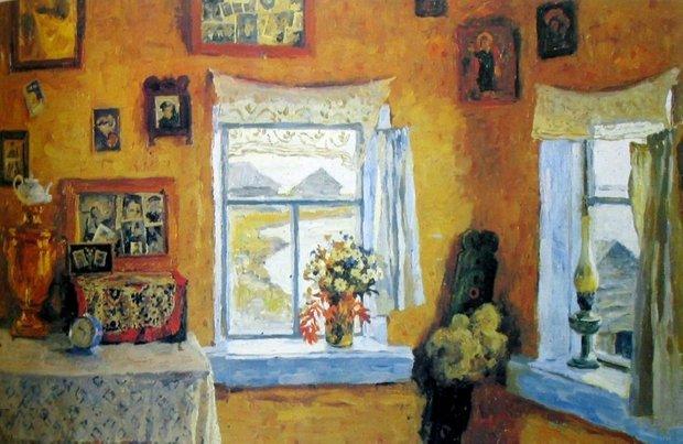 Федосов Н.П. «Жизнь в деревне»