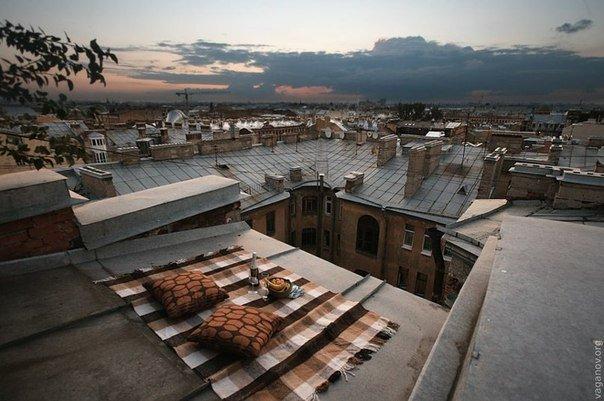 Фотография: Ландшафт в стиле Современный,  – фото на INMYROOM