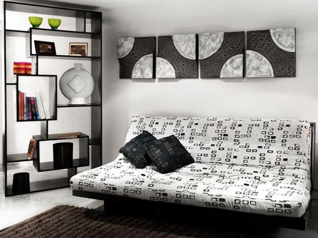 Фотография: Спальня в стиле Лофт, Современный, Декор интерьера, Квартира, Дом, Аксессуары, Декор – фото на InMyRoom.ru