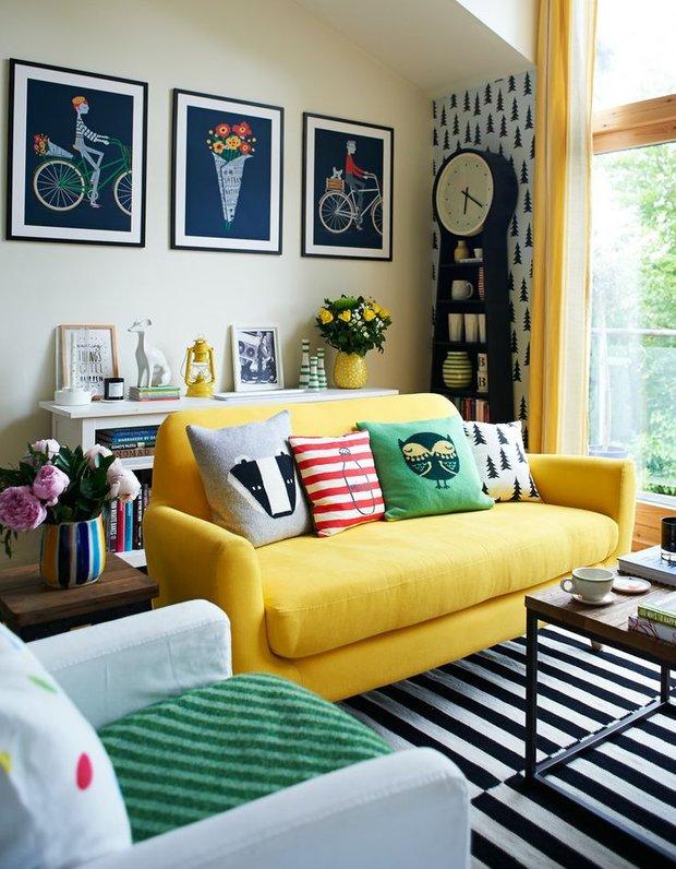 Фотография: Гостиная в стиле Прованс и Кантри, Декор интерьера, Декор, Советы, фэншуй – фото на INMYROOM