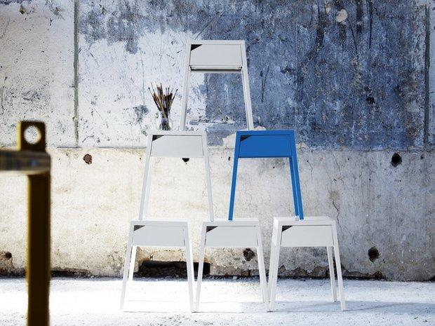 Фотография: Балкон в стиле Современный, Индустрия, Новости, IKEA, Ткани, Кресло, Ваза, Стулья, Постеры, Принты, Плетеная мебель – фото на INMYROOM