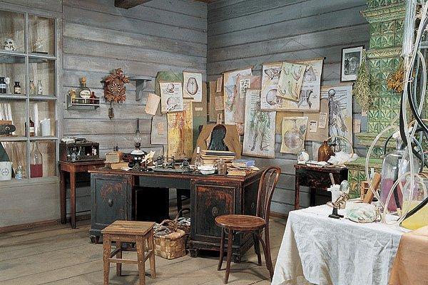 Фотография: Офис в стиле Прованс и Кантри, Декор интерьера, Мебель и свет, Деревенский – фото на INMYROOM
