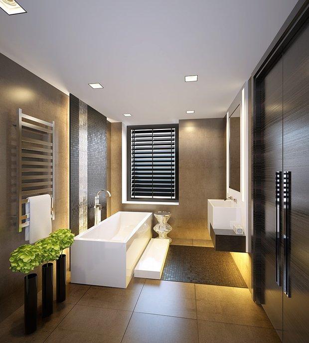Фотография: Ванная в стиле Современный, Восточный, Стиль жизни, Советы – фото на INMYROOM